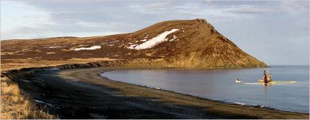 bush oil drilling in alaska