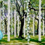 The Art of Plastic Waste and Green Space