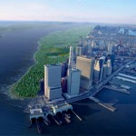 Manhattan, 400 Years Ago