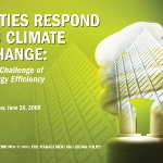 Cities Respond to Climate Change