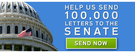 Repower America: Help send 100,000 letters to the Senate.