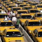 Taxi Sharing Begins in NYC