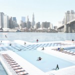The Big Apple's Bobbing Pool